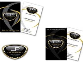 Proposition Carte de visite LP management