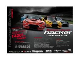 Conception flyer Hacker Series
