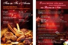 Conception flyer boulangerie