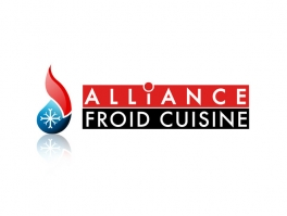 Design logo Alliance Froid Cuisine