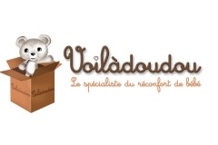illustration logo Voilladoudou
