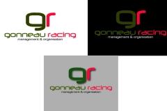 Création identité visuelle Goneau Racing