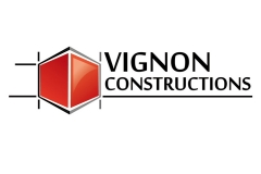Logotype Vignon Construction