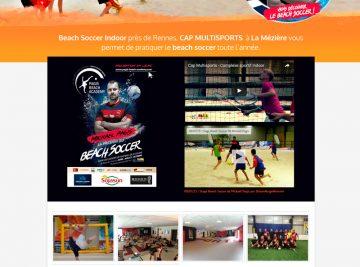 Cap multisports site internet