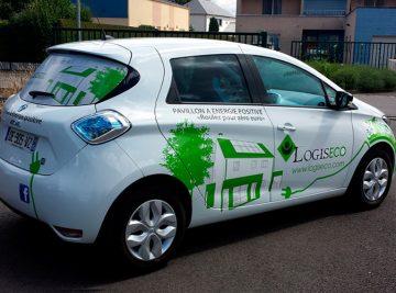 logiseco vehicule