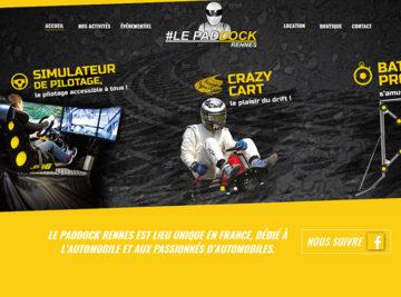 réalisation site internet Rennes