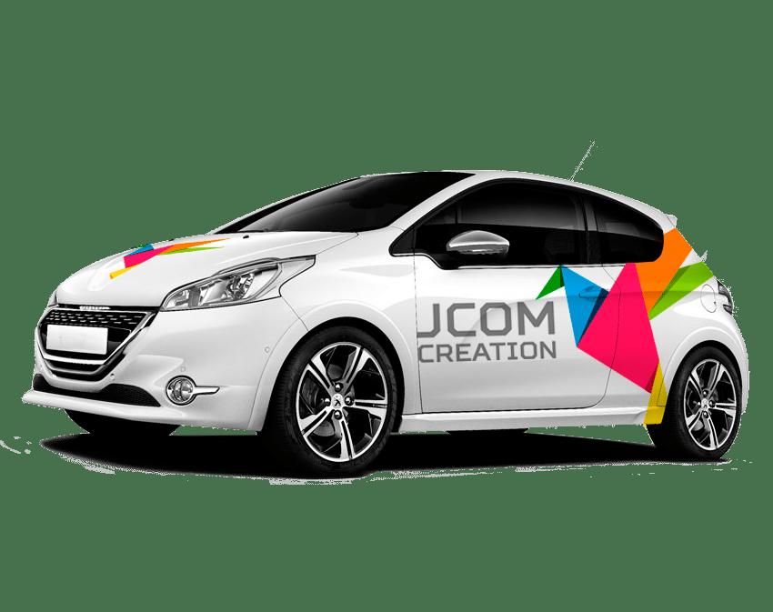 décoration véhicule