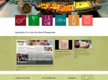 Création site internet Pleumeleuc