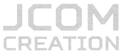 jcom creation logotexte