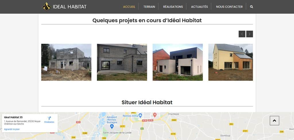 IDÉAL HABITAT Rennes Maitre d'oeuvre Noyal-Châtillon-sur-Seiche (35)(2)