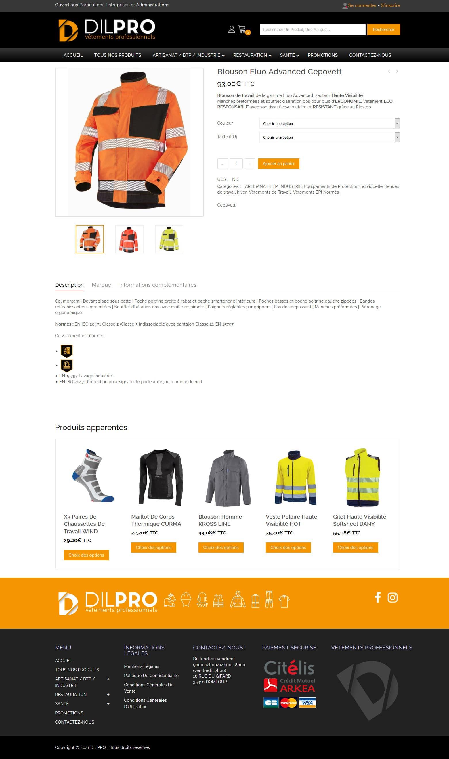 site de vente en ligne Rennes1
