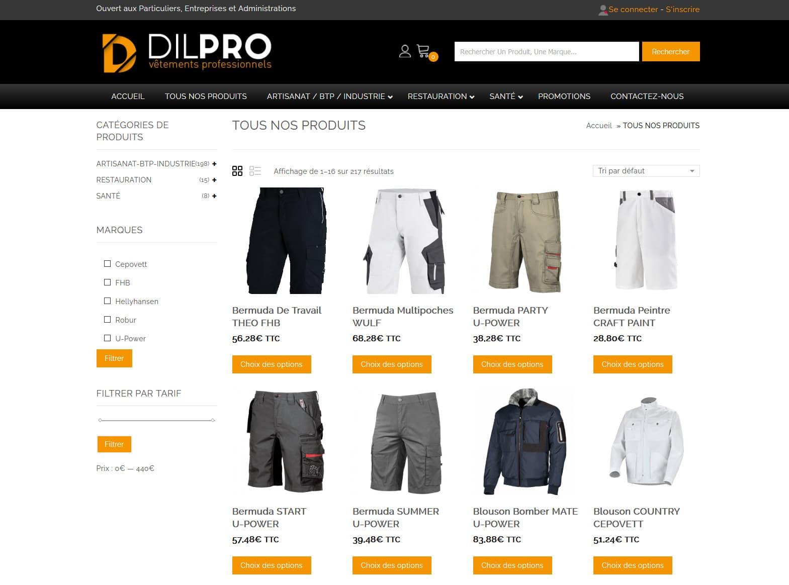 site de vente en ligne Rennes2