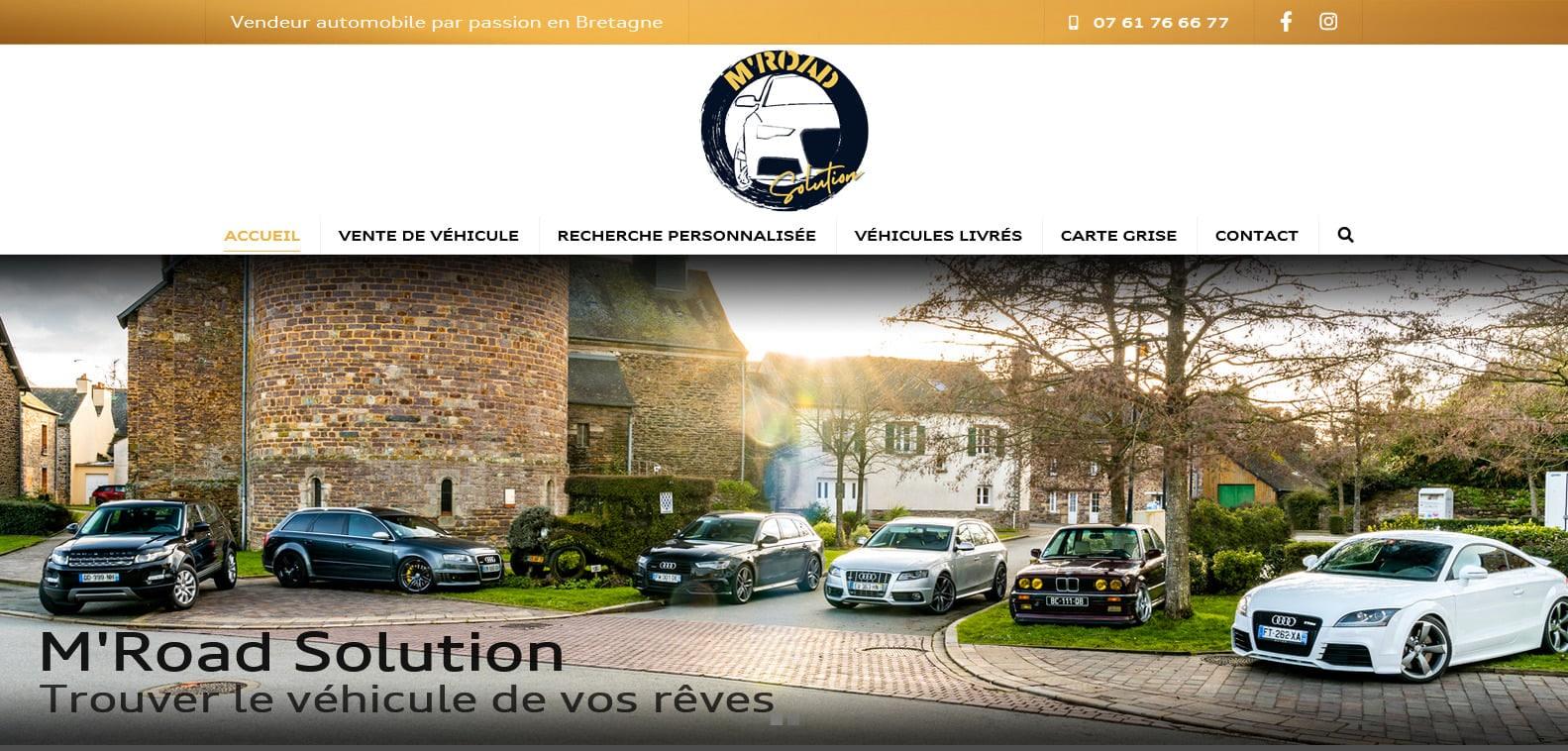 site d'annonces automobiles