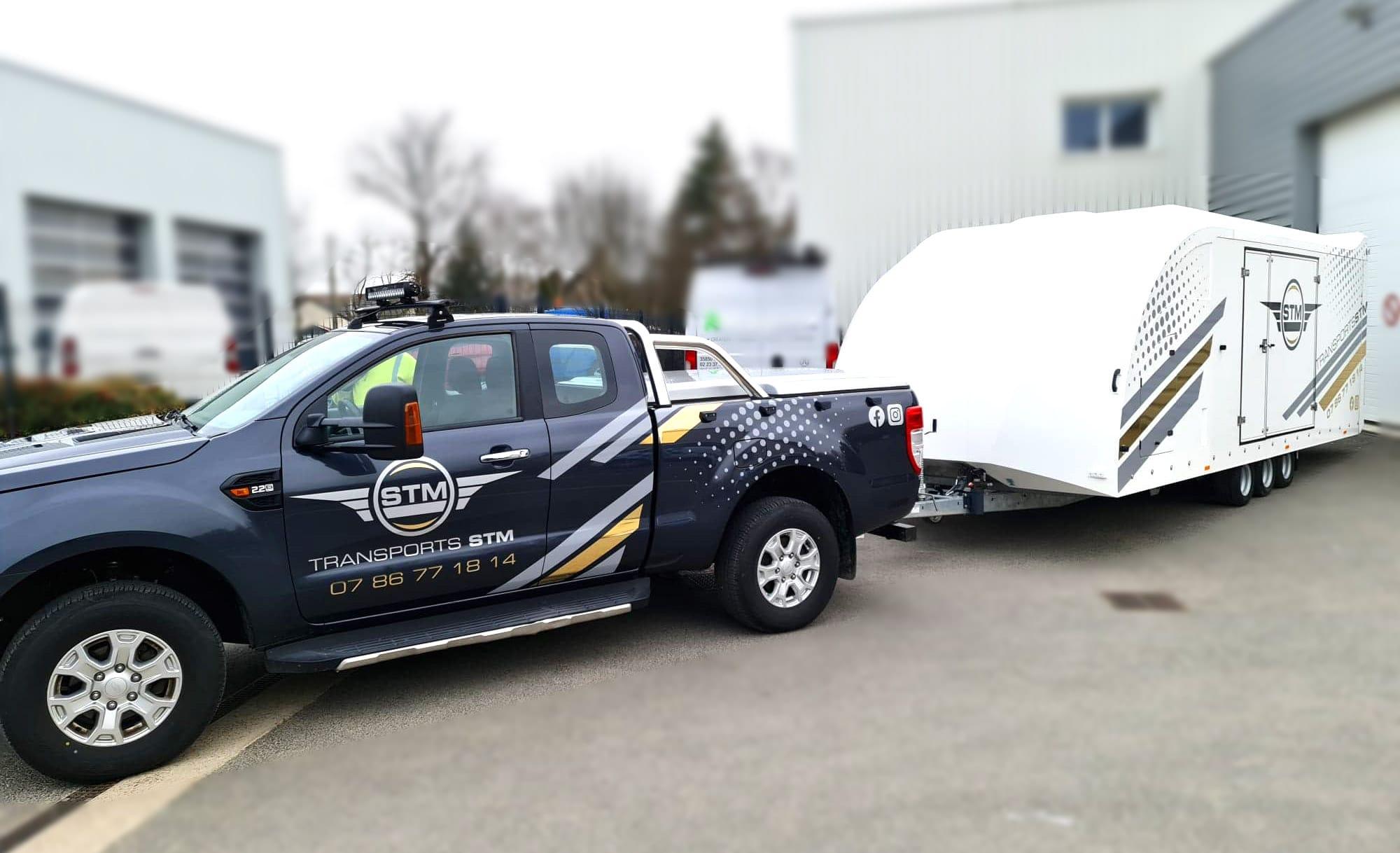 Décoration Ford Ranger